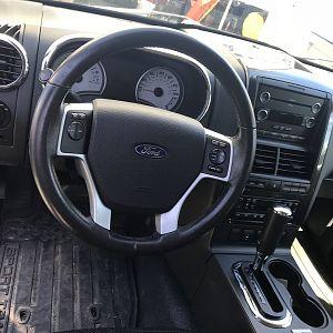 Gen 2 Steering wheel change out