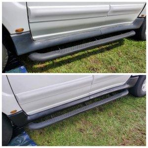 Driver Side Rocker Panel