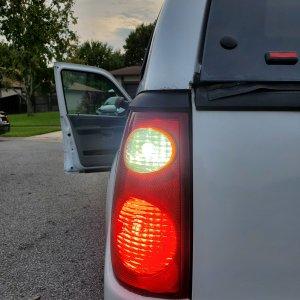 Reverse LED