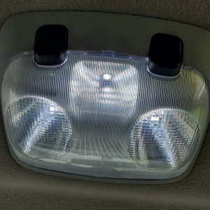 Interior Dome/Map Lights LED