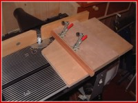 Tenon jig for the router table ukworkshop the greentooth Image collections