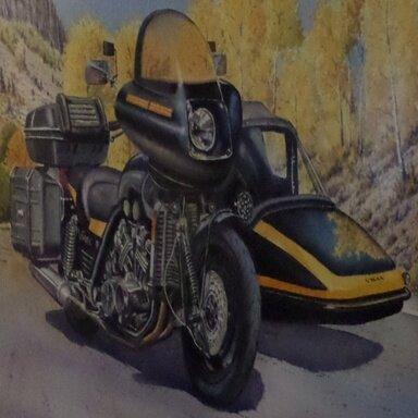 Yamaha Star V Max Vmax Motorcycle