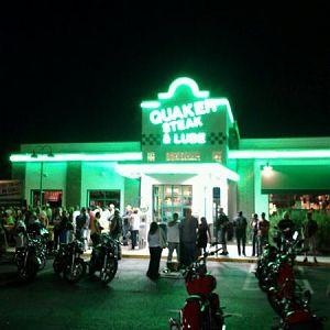 Quaker Steak and Lube Wed bike nights...