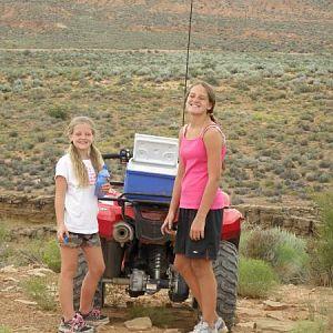 My ATV girls
